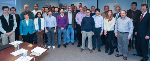 THaW participants (and a few invited guests) at Johns Hopkins University, December 2013